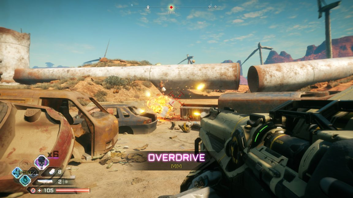 Rage 2 reveals content roadmap for the rest of 2019