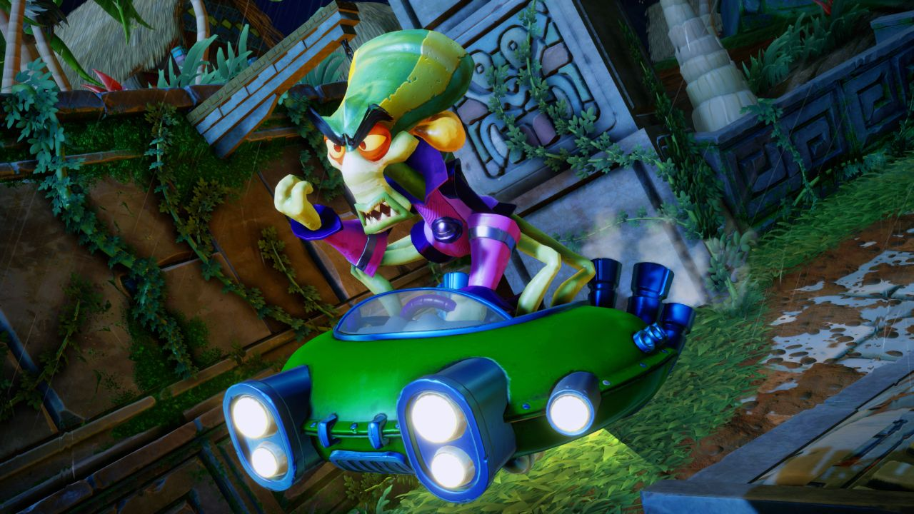 Crash Team Racing Nitro-Fueled will let you customize your character