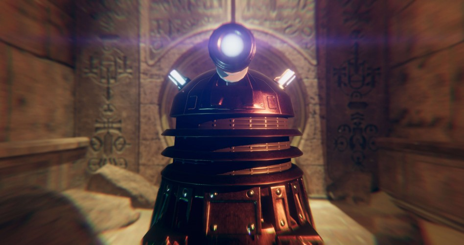 Doctor Who's scariest villains come to life in new VR game Edge of Time