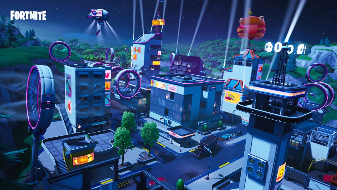 fortnite season 9 patch notes slipstreams fortbytes weapon changes and more - random fortnite challenge generator