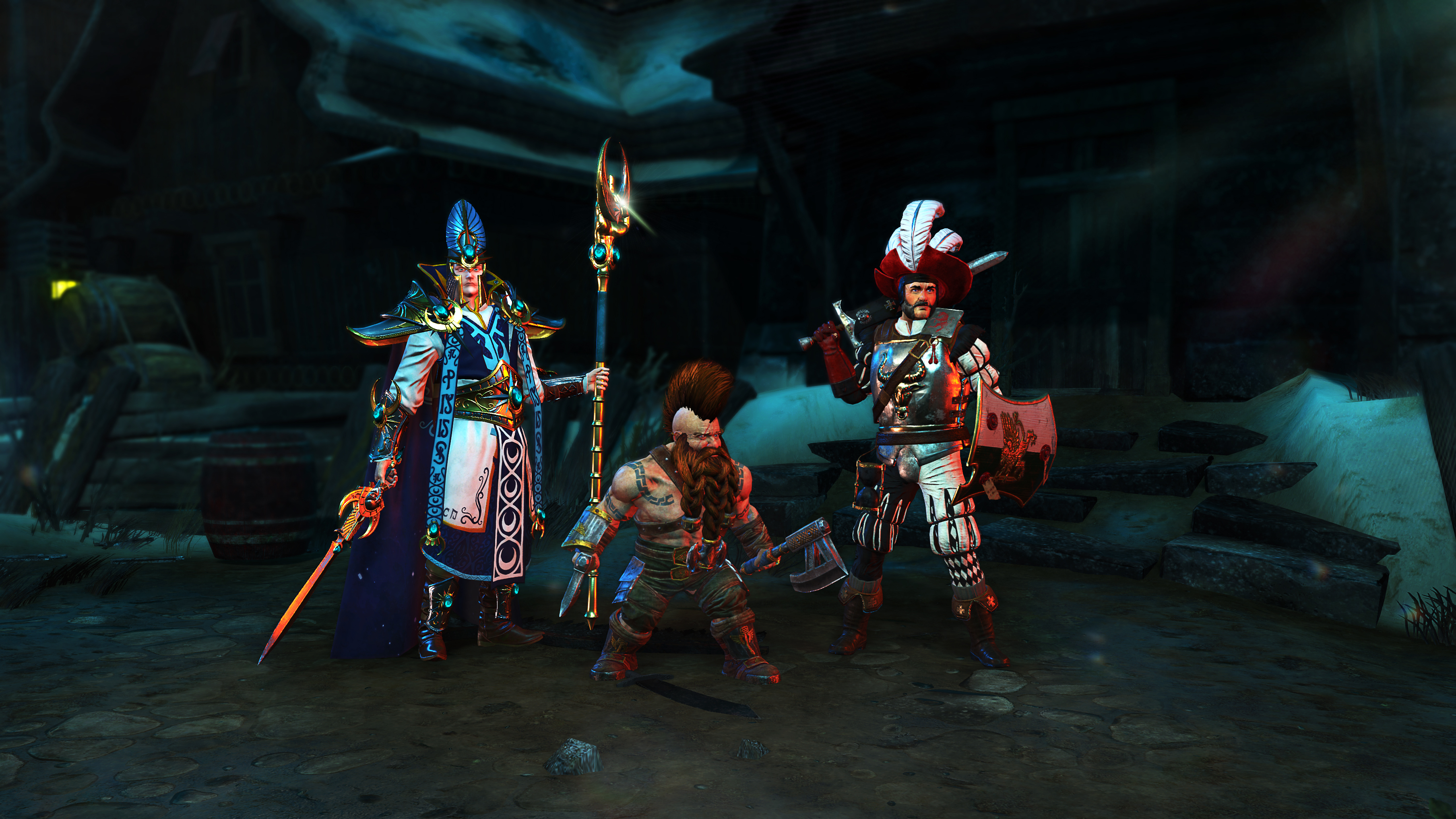 Warhammer: Chaosbane's story trailer sets the stage for hacking and slashing