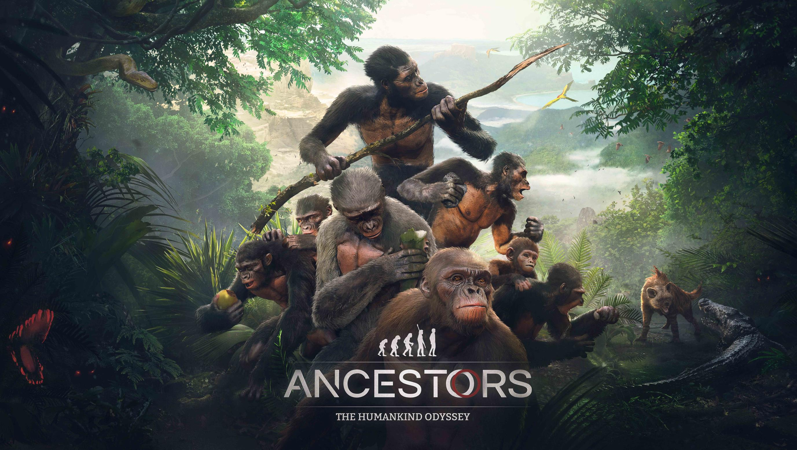 Ancestors: The Humankind Odyssey hits PC this August - VG247