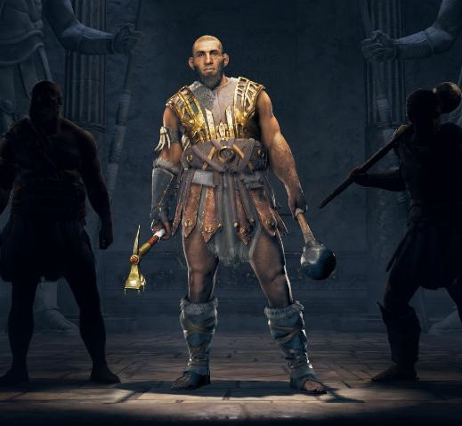 Assassin's Creed Odyssey's newest mercenary is a tough nut to crack