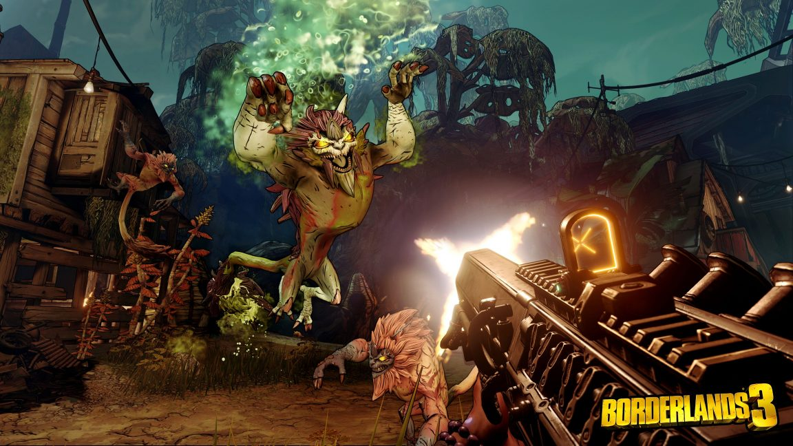 Borderlands Three preview: possibly larger is healthier