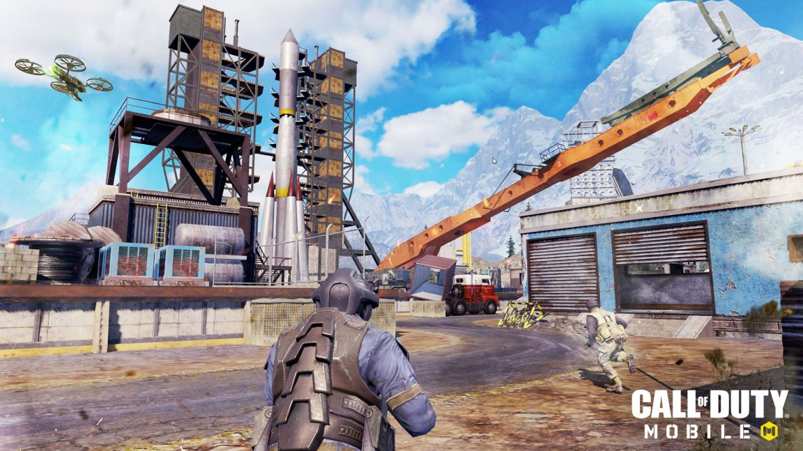 Call of Duty: Mobile has Fortnite in its crosshairs - VG247