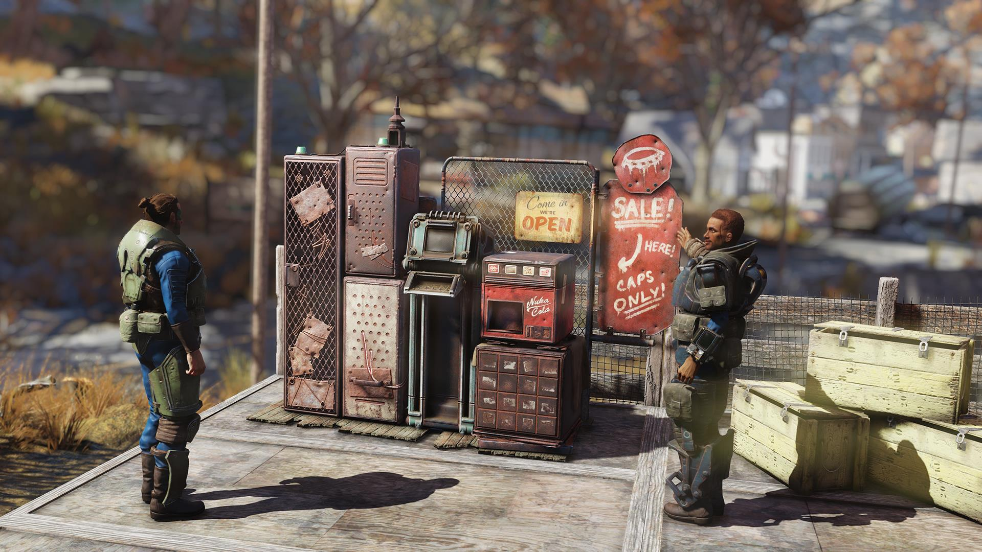 Fallout 76 has brought radical economic change to the