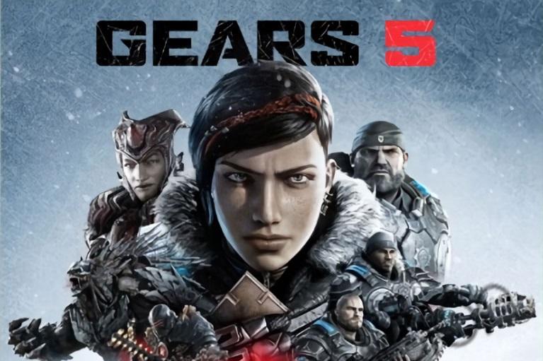 Gears 5 date de sortie, des illustrations pourraient avoir coulé 1