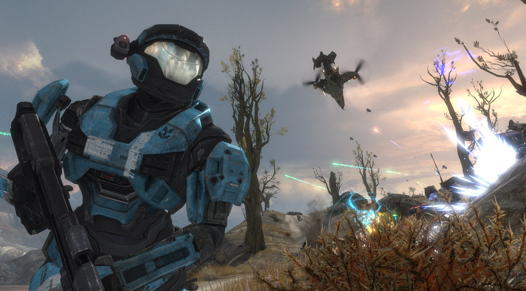 Next Halo: Reach PC test is all about Firefight, coming this month