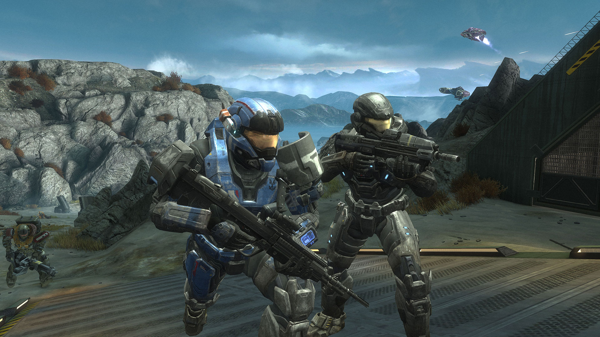 Here S Over 15 Minutes Of Halo Reach Gameplay On Pc At 4k