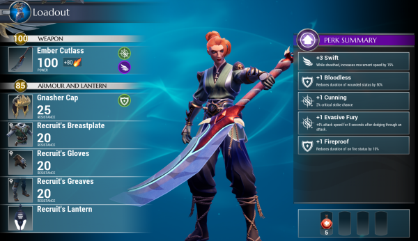 Dauntless: Deathmarks, tips, and the best starting weapons for your