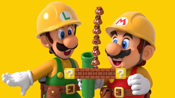 Super Mario Maker 2, Nintendo Switch, Crash Team Racing