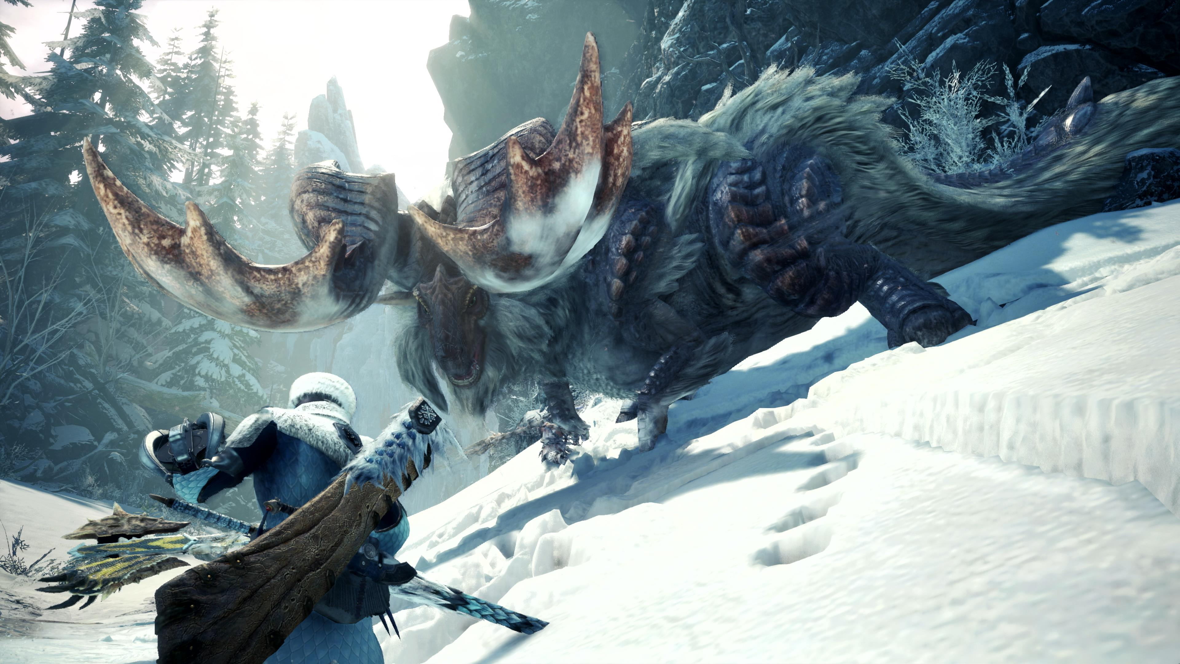 Monster Hunter World: Iceborne will be a bit easier if you mastered the base game, but will push challenge in endgame - VG247