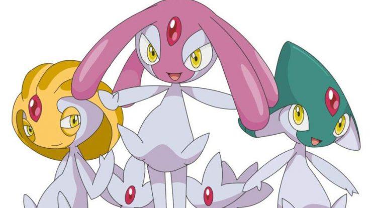 Pokemon Go: Legendary Sinnoh Lake trio are now spawning in the wild