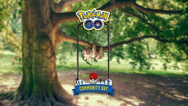 Pokémon GO June 8 Community Day - Slakoth Everywhere!