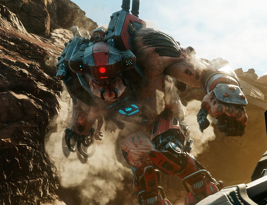Check out the Rage 2 launch trailer ahead of release next week