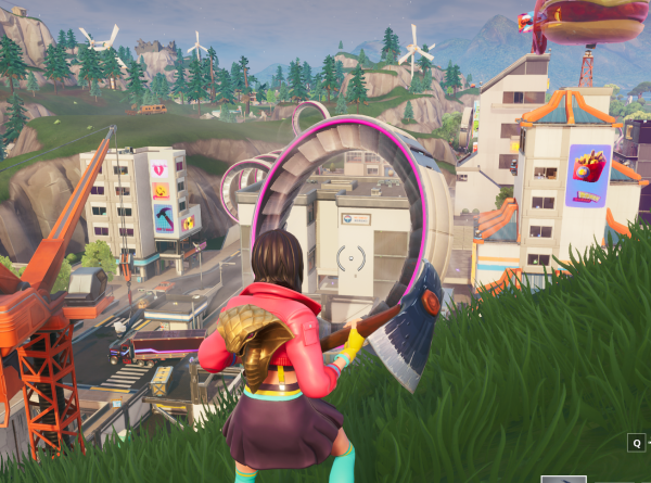 , Fortnite: all the Slipstream locations