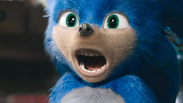 After His Terrifying Teeth Became A Meme Movie Sonic The Hedgehog Is Getting Redesigned Vg247