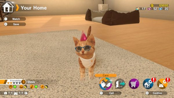 Little Friends: Dogs and Cats overview – the pet dress-up
