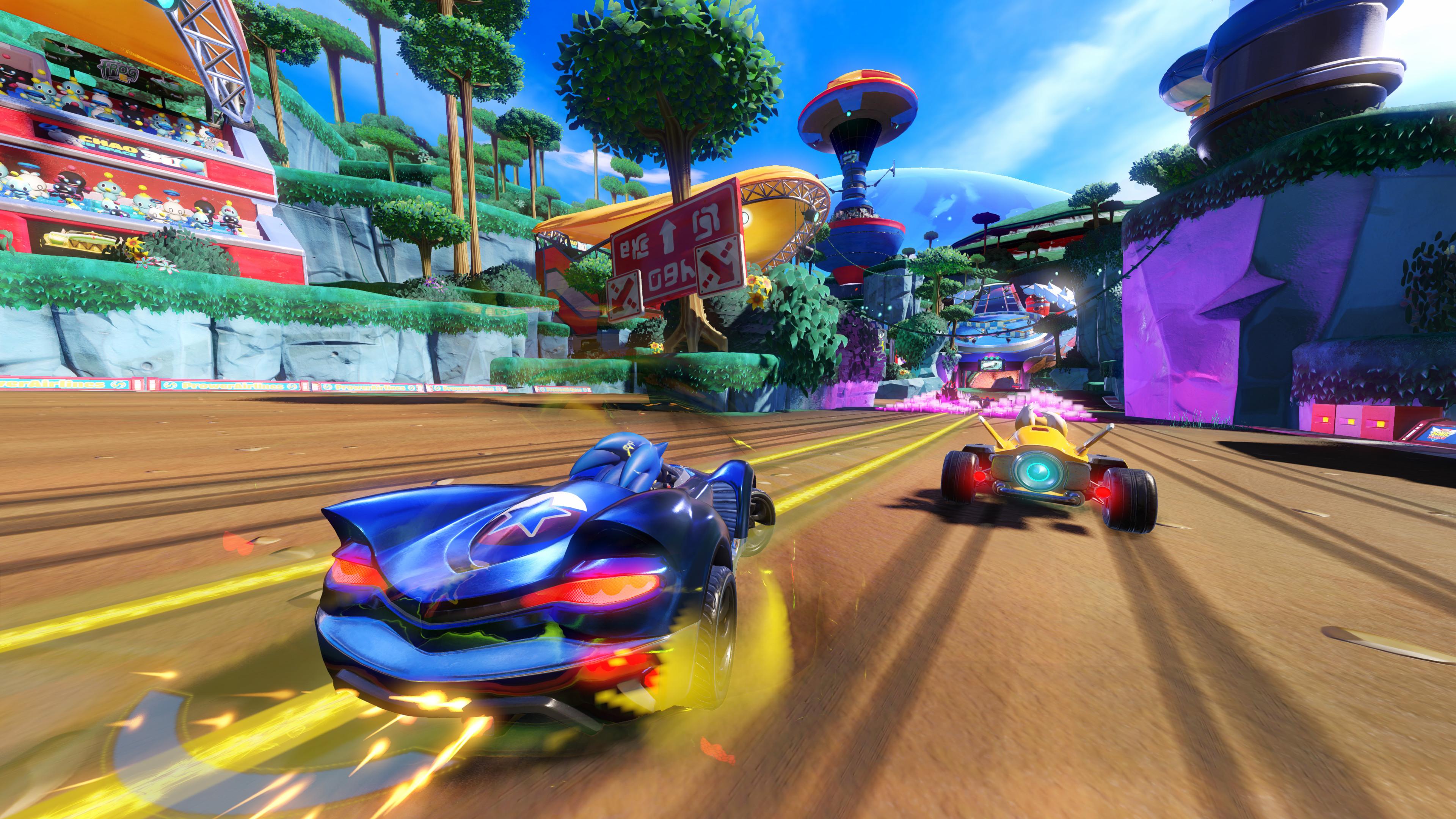 """Résultat de recherche d'images pour """"team sonic racing"""""""