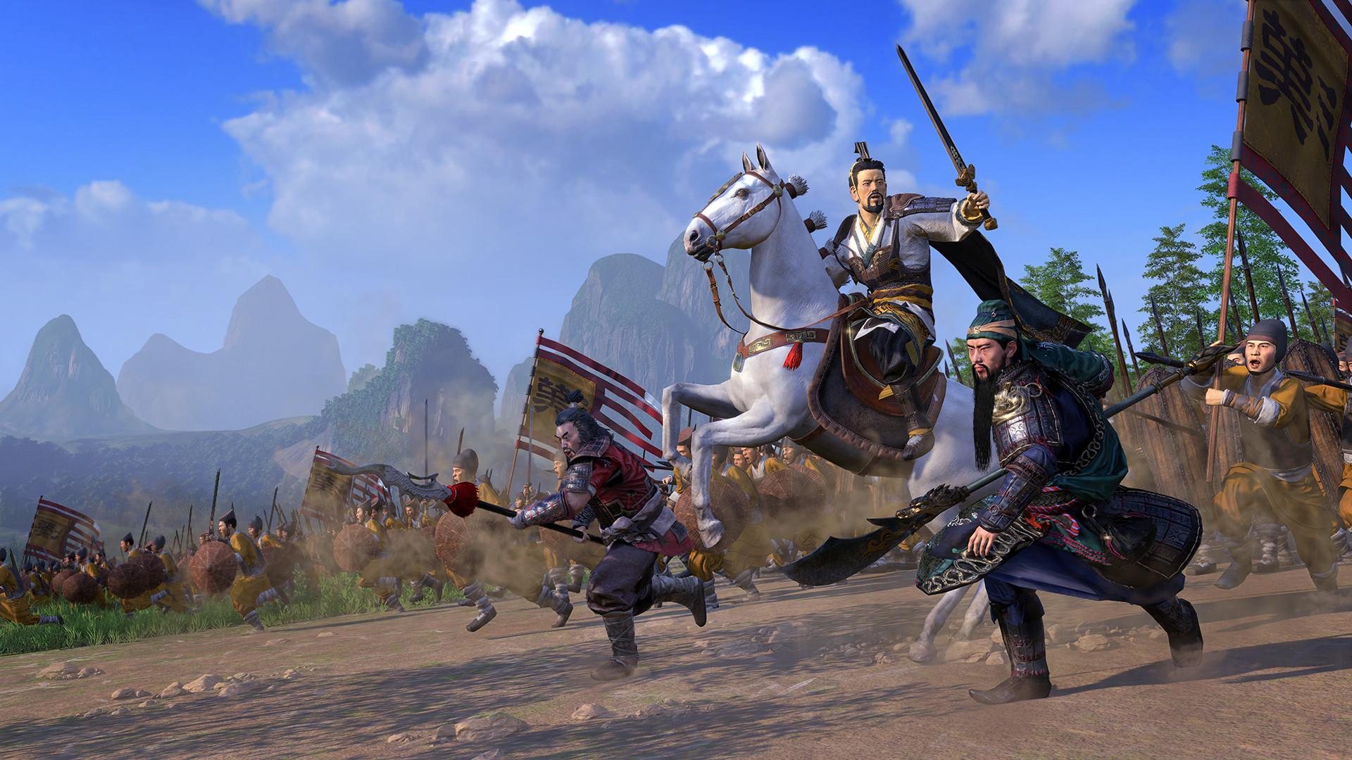 China is Total War: Three Kingdoms' biggest market