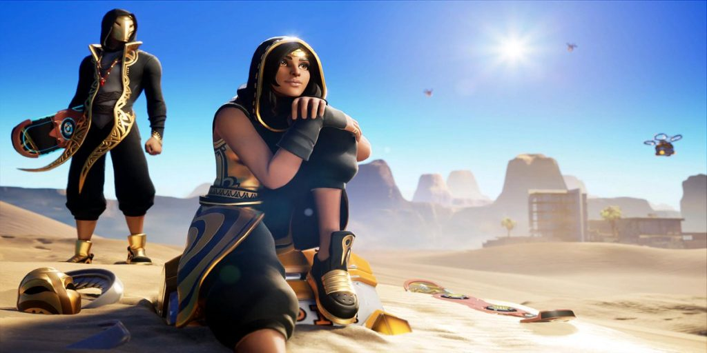 Epic Games criticises 'disturbing harassment' of its development partners | VGC