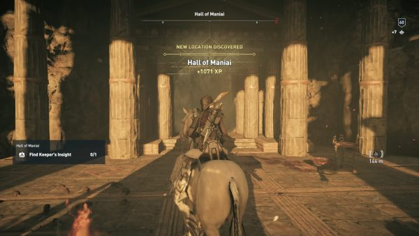 Assassin S Creed Odyssey Torment Of Hades Where To Recruit The