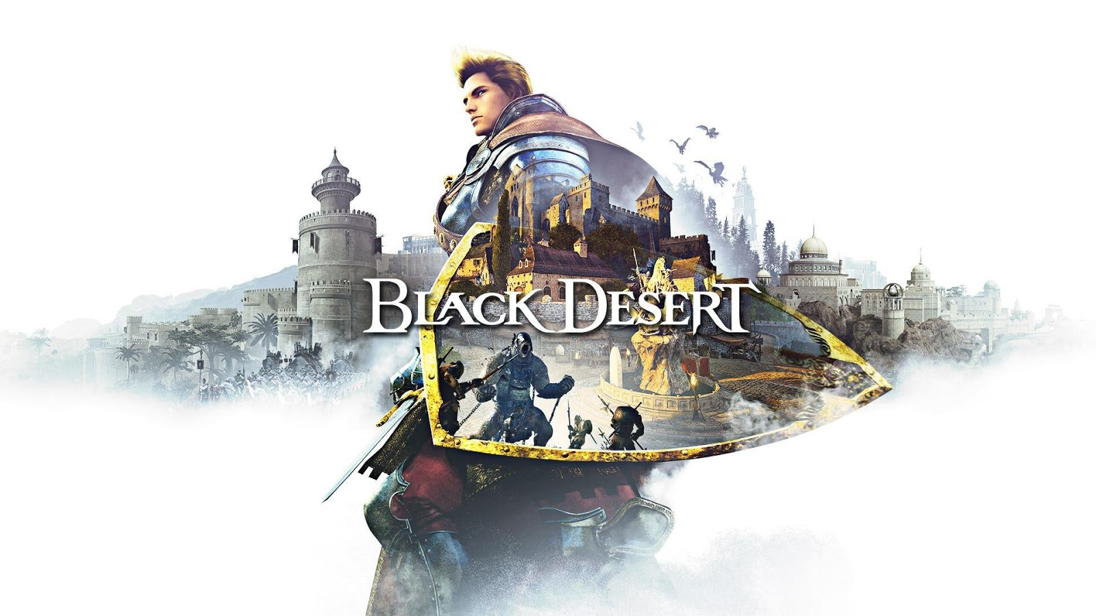 Black Desert Online coming to PS4 in 2019, pre-orders start
