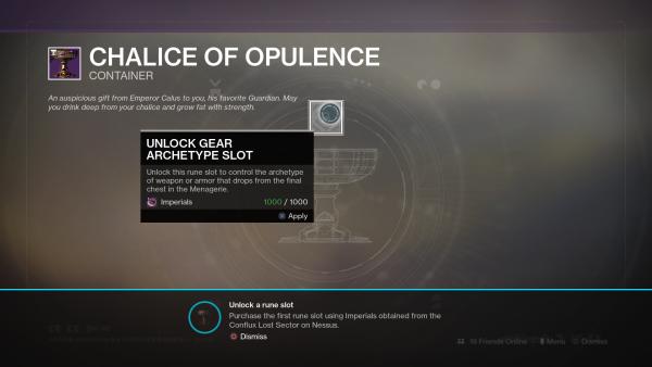 Destiny 2: Season of Opulence