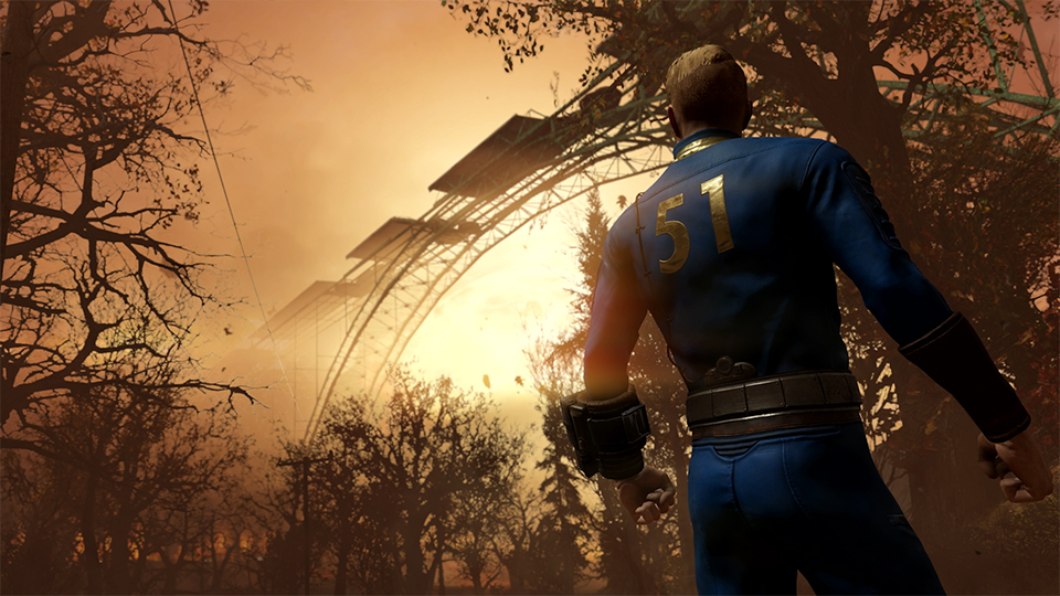 Fallout 76 battle royale mode Nuclear Winder announced