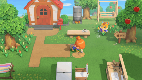 Animal Crossing: New Horizons will let eight players live