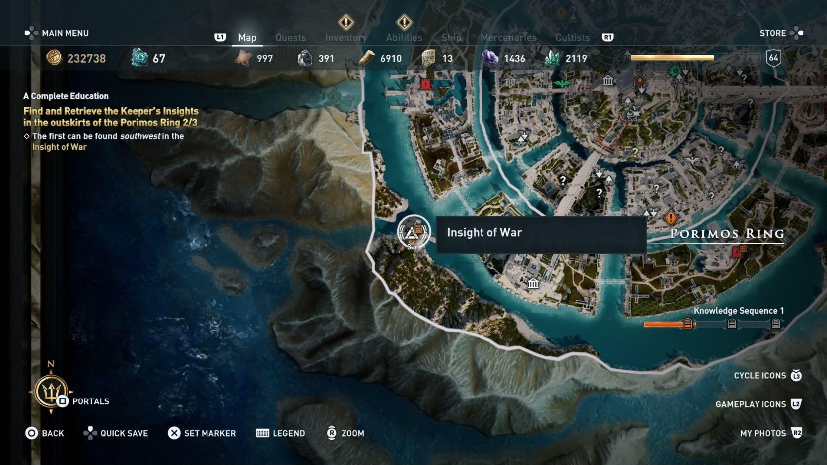 Murderer's Creed Odyssey Isu Information information – Cache