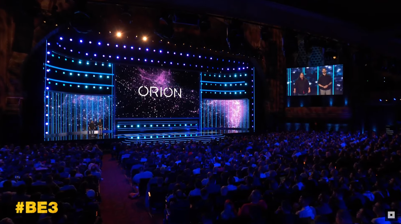 Bethesda's streaming tech, Orion, will improve game streaming for all services