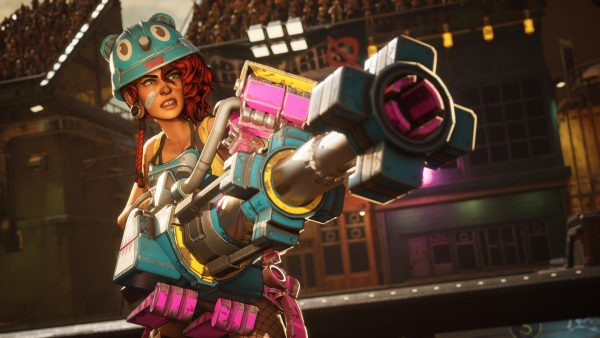 Bleeding Edge: here's 11 minutes of Ninja Theory's extremely colourful new game