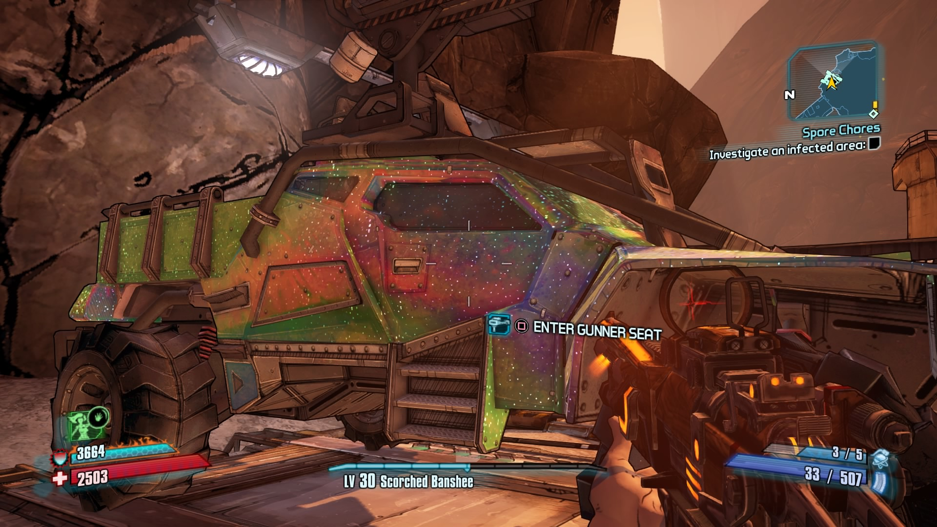 Borderlands 2 Effervescent Guide: where to pick up these