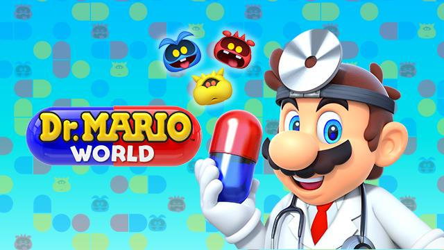 Dr. Mario World is out in July, check out the first gameplay trailer - VG247