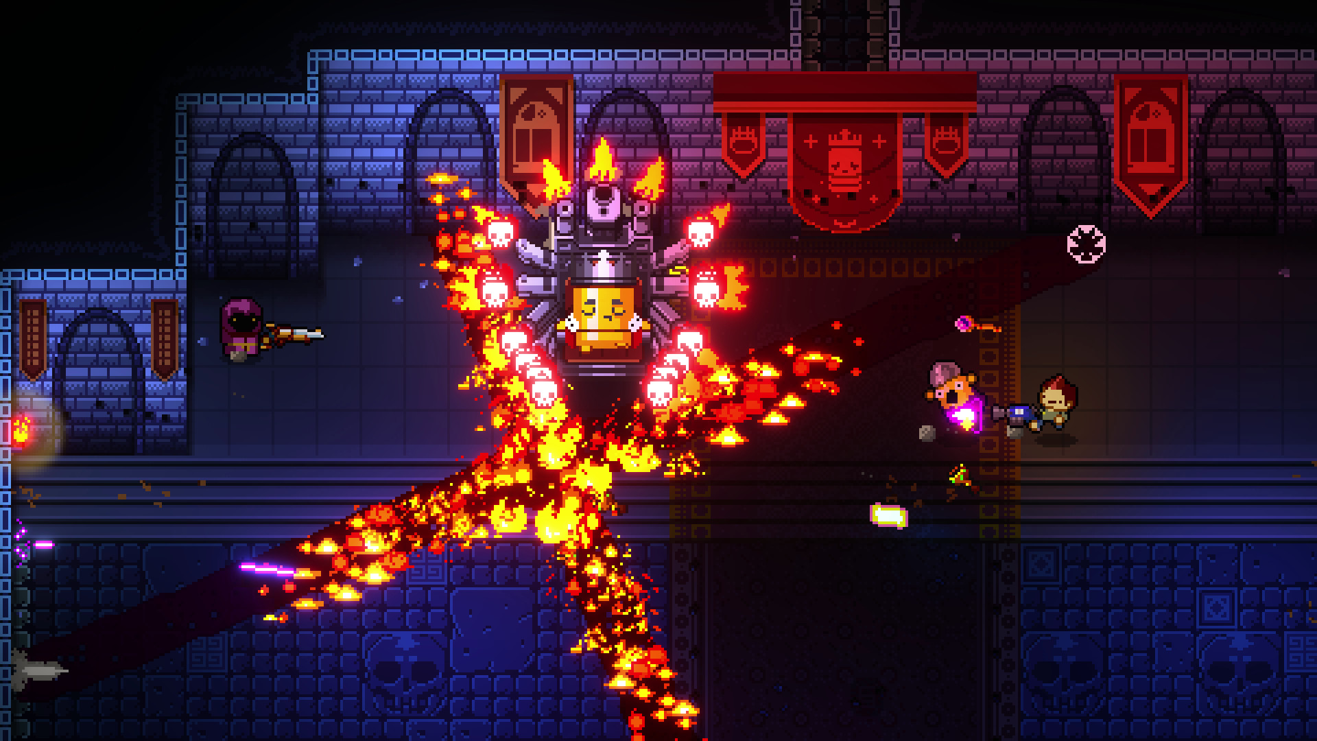 Enter the Gungeon is free on the Epic Store, Rebel Galaxy up next - VG247