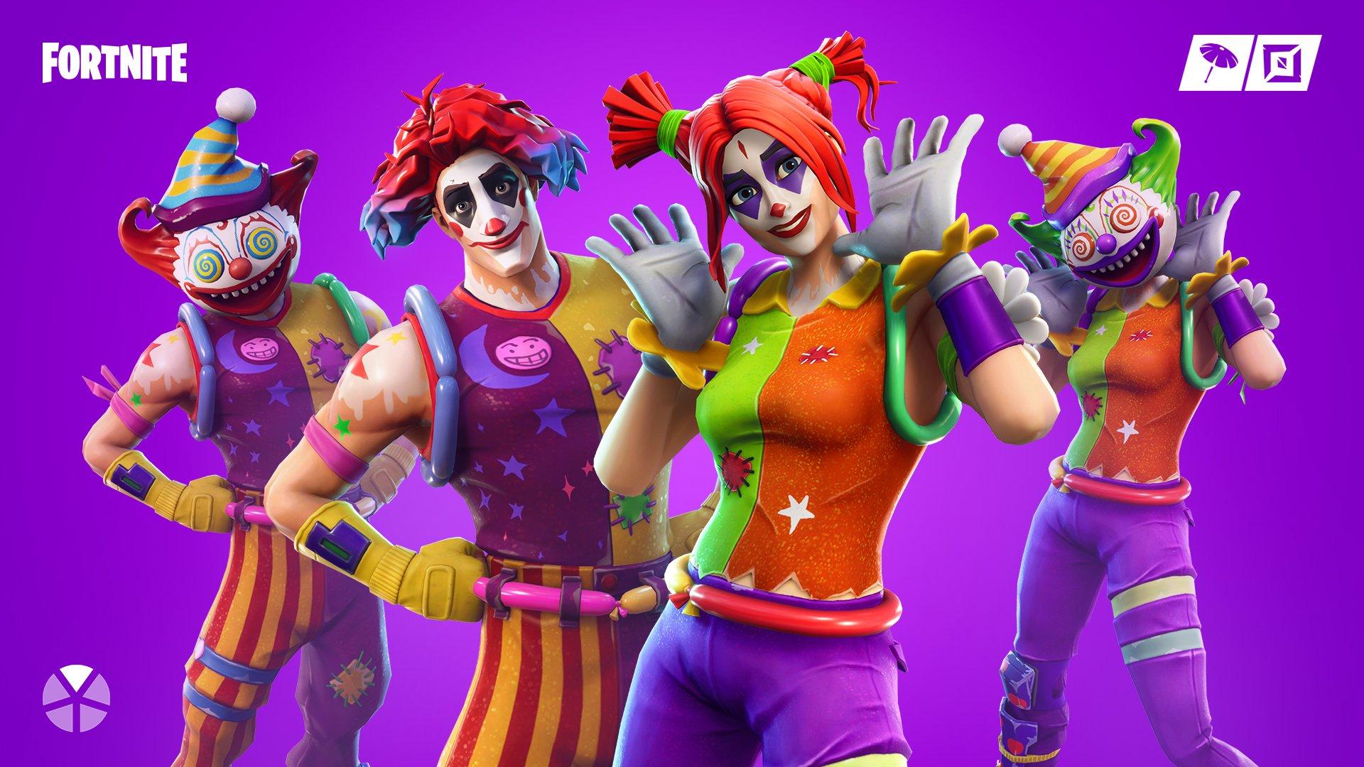 Nightmare-Fuel Peekaboo et Nite Nite Outfits reviennent au Fortnite Item Shop 1