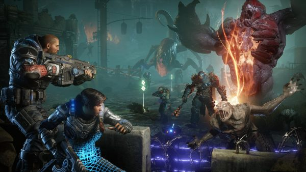 Gears 5 review – the best the series has been in a long time