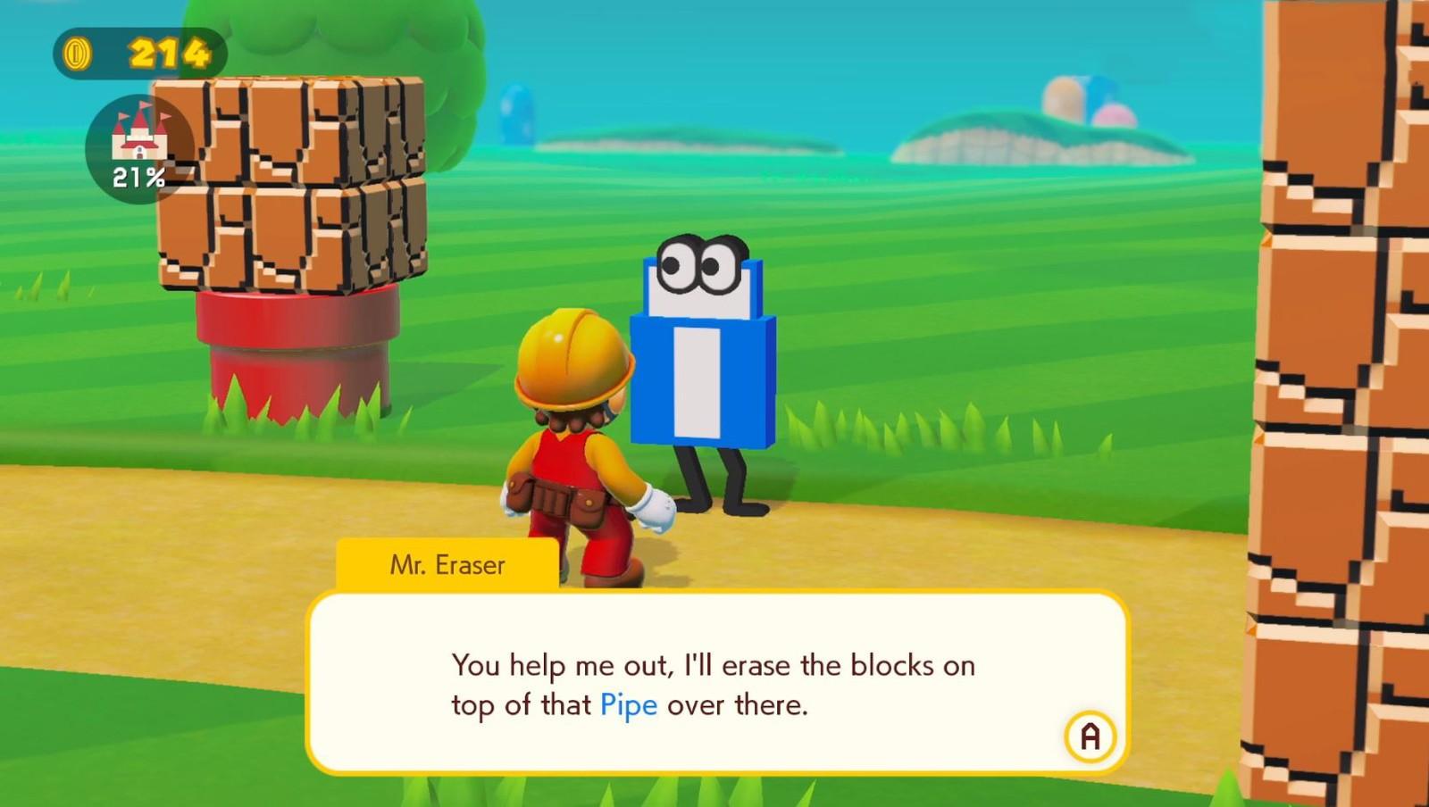 Super Mario Maker 2: seven beginner's level design tips to