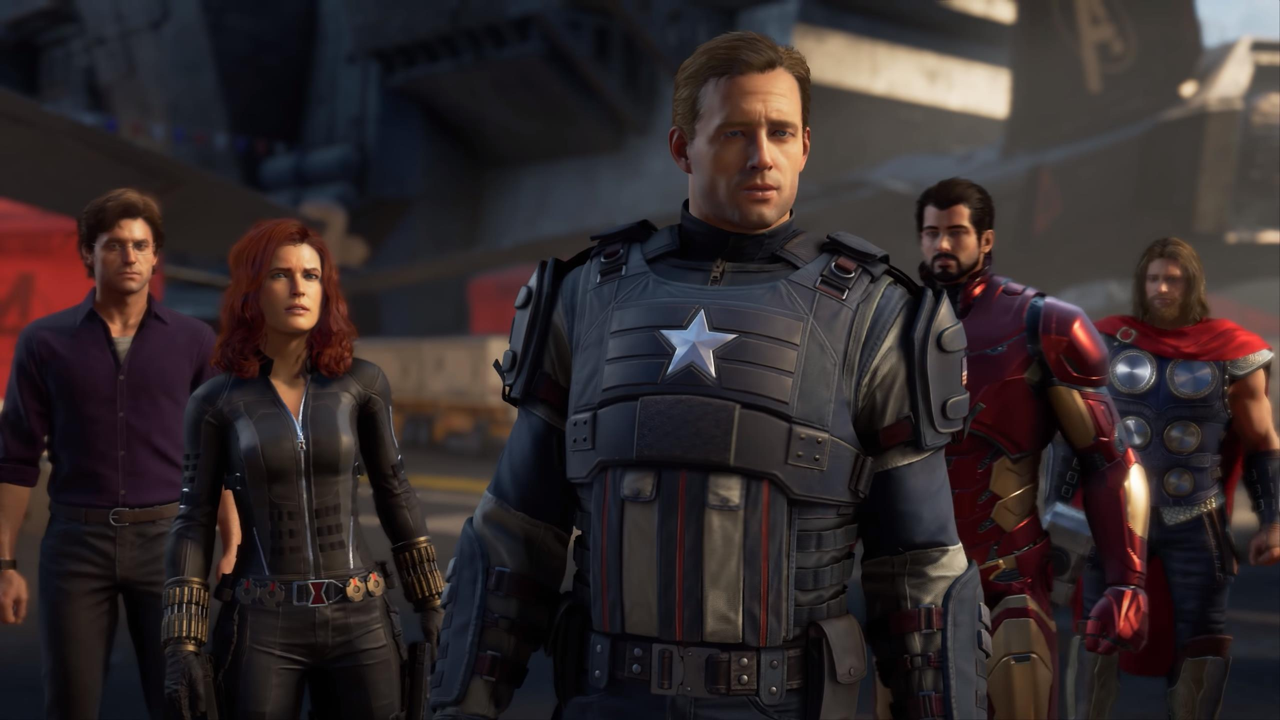 """We want somebody to be able to go buy a disc and never have to go online,"" says Marvel's Avengers dev - VG247"