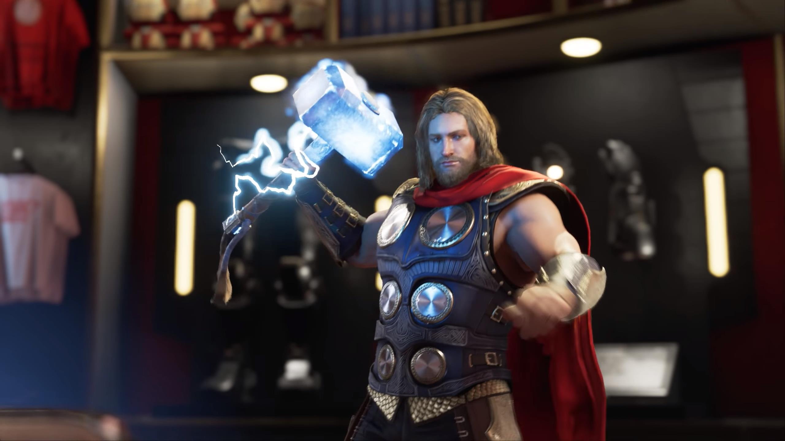 Square Enix teases fans with new 'Marvel Avengers' game official trailer
