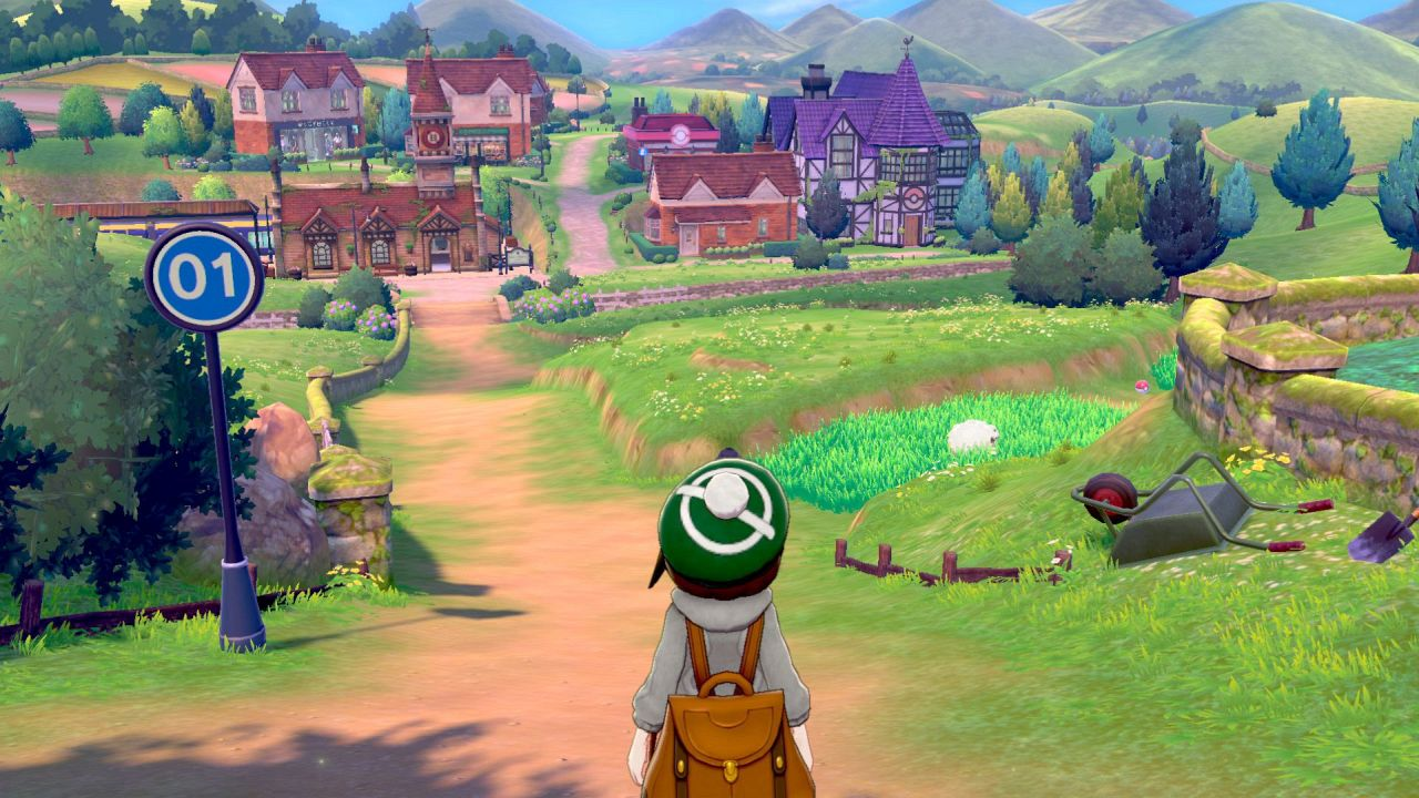 Pokemon Sword Shield S Producer Explains Cutting The National