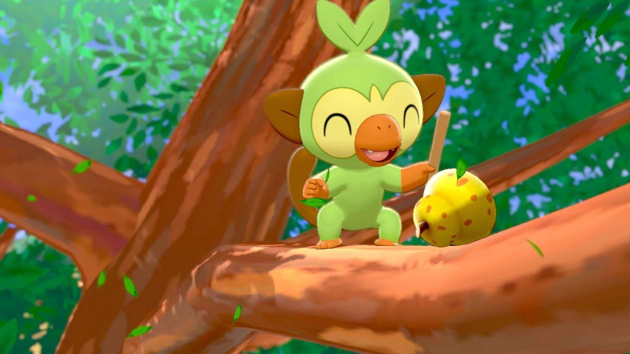 Pokemon Sword Shield Release Date Starter Pokemon Setting New