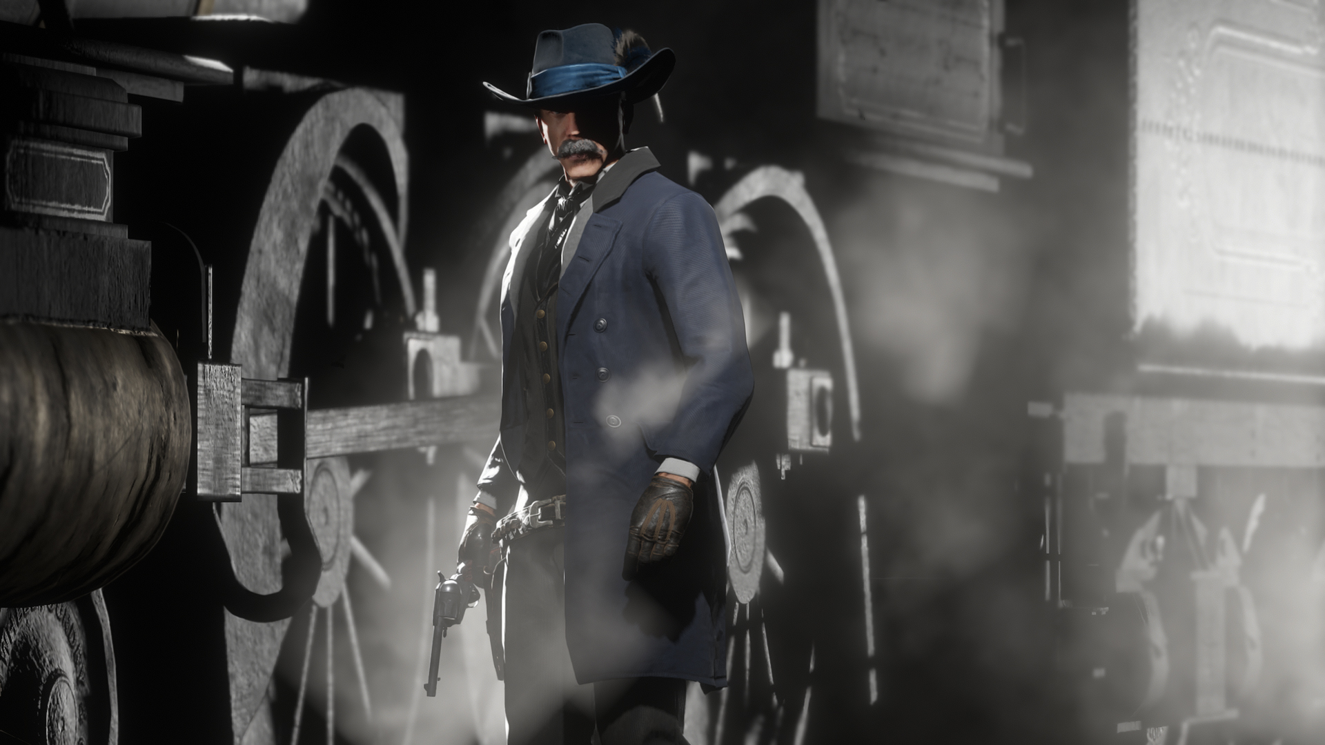 Red Dead Online adds new Public Enemy mode, and Railroad Baron free roam event - VG247
