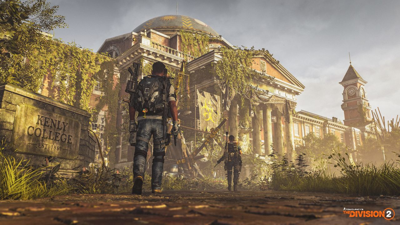 The Division 2 is still hiding secrets that no one has discovered yet - VG247