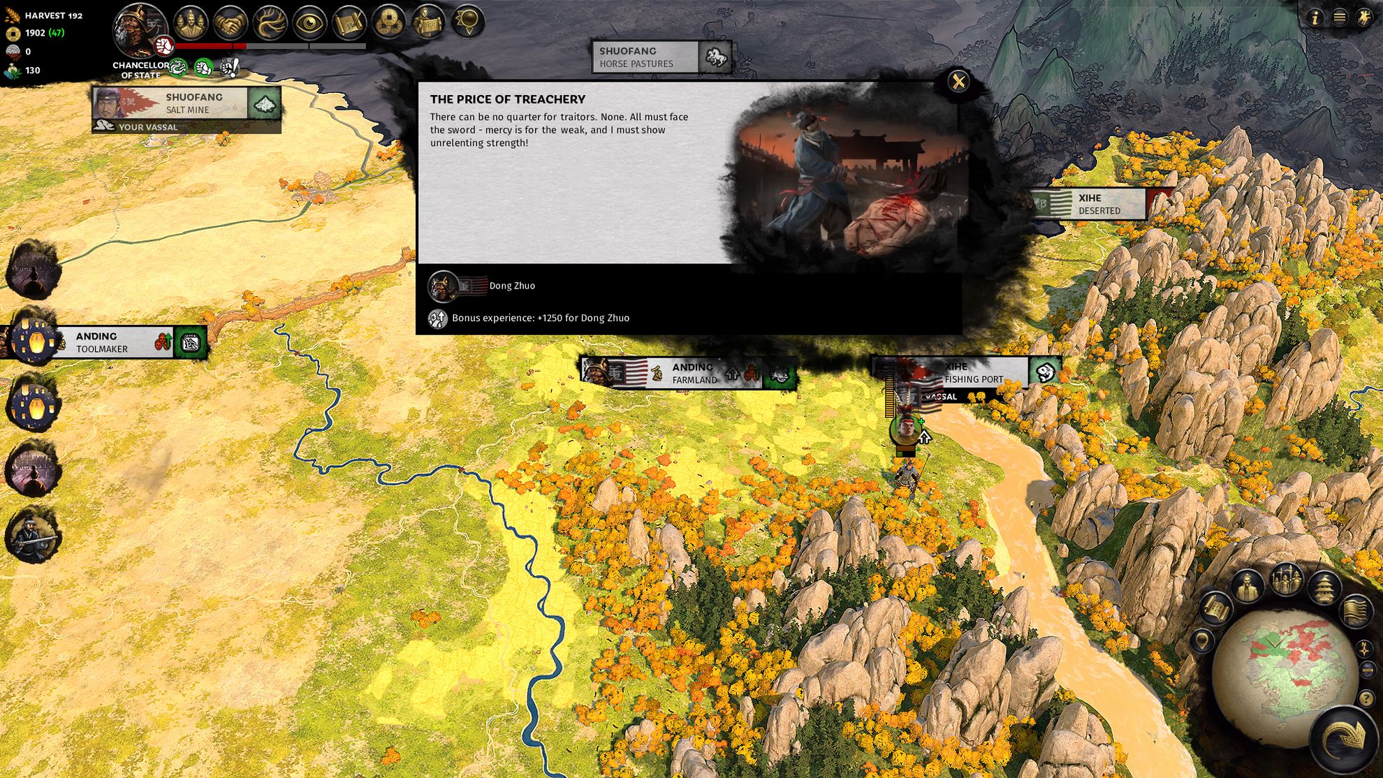 Total War: Three Kingdoms is getting a Reign of Blood