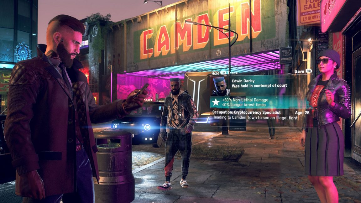 , Watch Dogs hits its stride with Legion's hundreds of playable characters