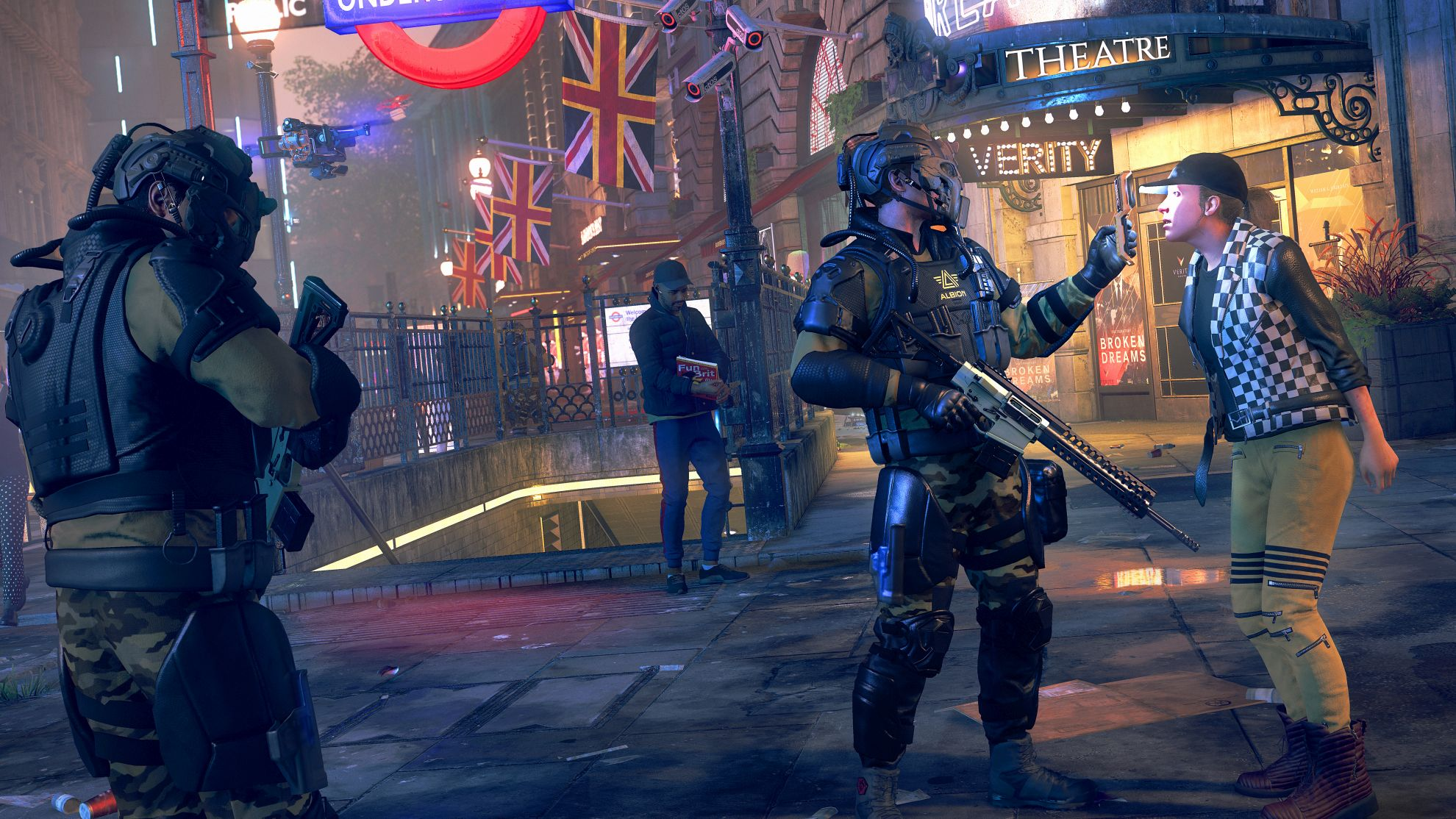 Game Devs Speak Out Against Ubisoft's HitRecord Partnership on Watch Dogs Legion