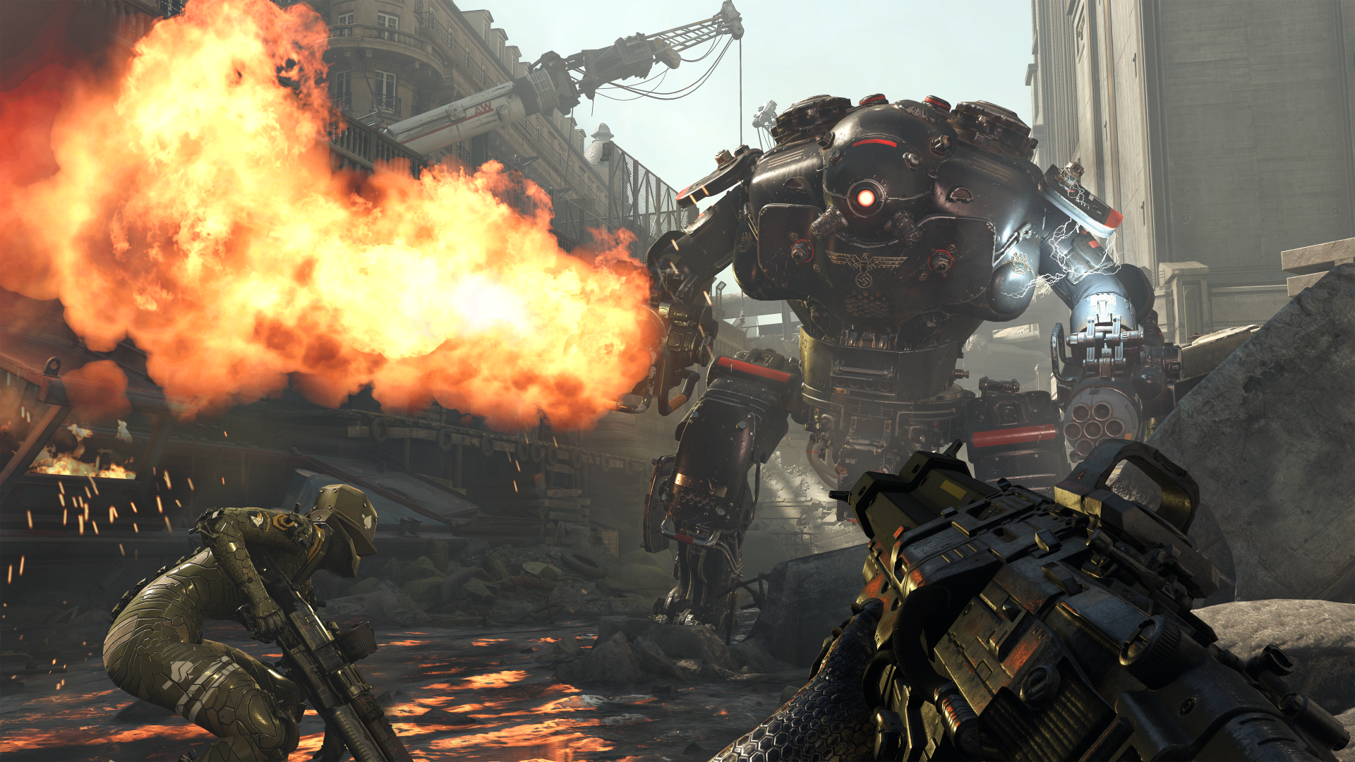 Wolfenstein: Youngblood - PC, PS4, Switch and Xbox One pre-load times