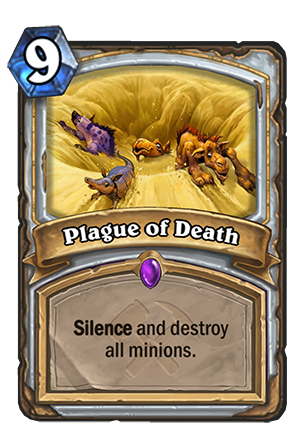 hearthstone saviors of uldum information plague cards key phrase quest cards and extra plague cards key phrase quest cards